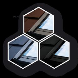 Okno dachowe Fakro PTP-V/PI U3 114x140