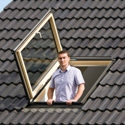 Okno dachowe Velux GZL 1051 78x118