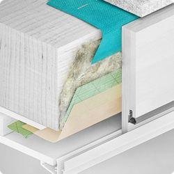 Zestaw izolacyjny do schodów strychowych Fakro LXD 86x130