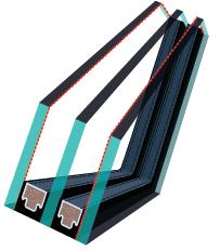 fakro pakiet szybowy u6 okno FTT