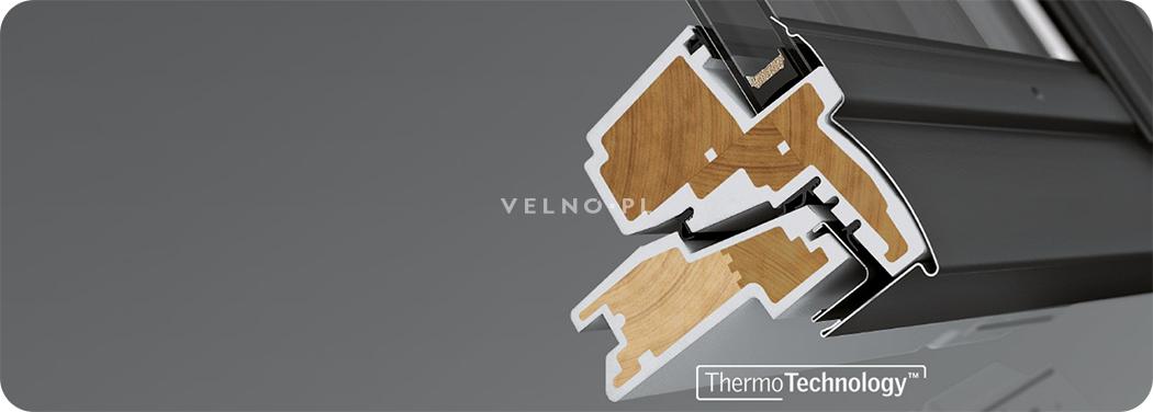 okno dachowe velux glu 0051 thermo technology