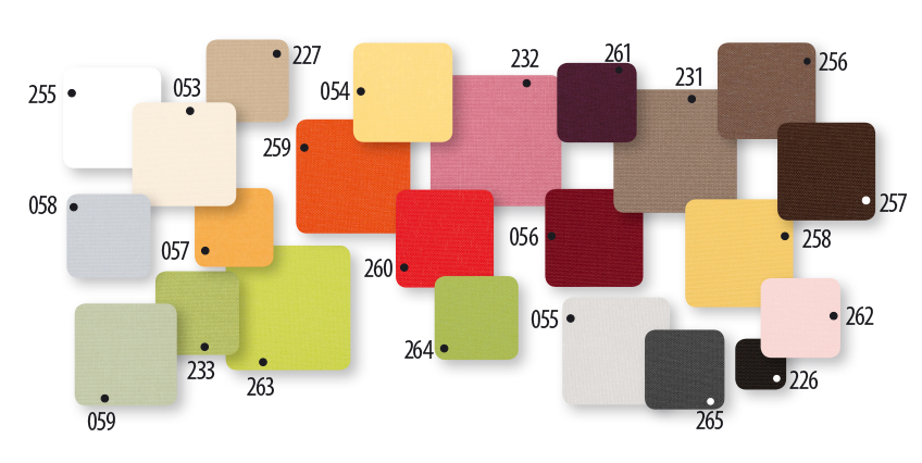 roleta Fakro ARF kolory Grupa II