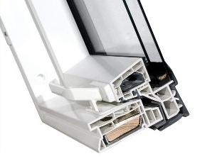 okno dachowe fakro ptp-v u3 białe z PCV