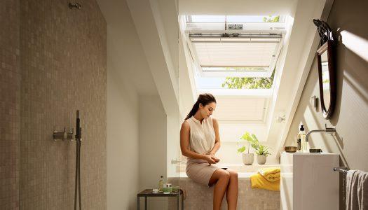 Jakie okna dachowe sprawdzą się w łazience?