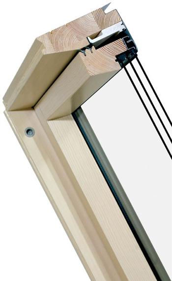 okno dachowe Fakto FTP-V U5 szyba