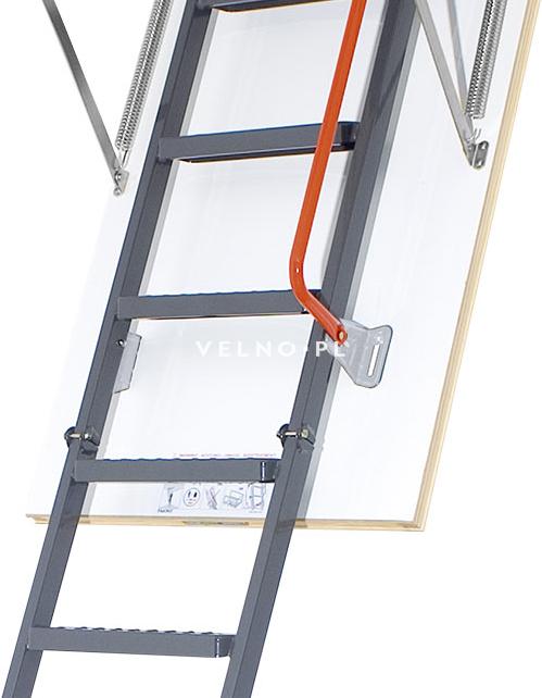Schody strychowe LMK komfort metalowe
