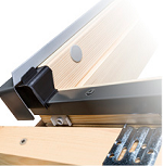 prosty montaż okien dachowych fakro