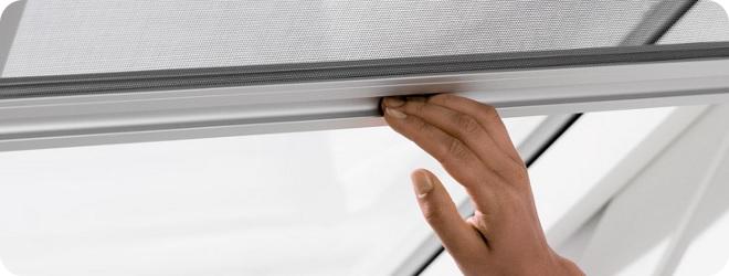 velux moskitiera zil do okien dachowych