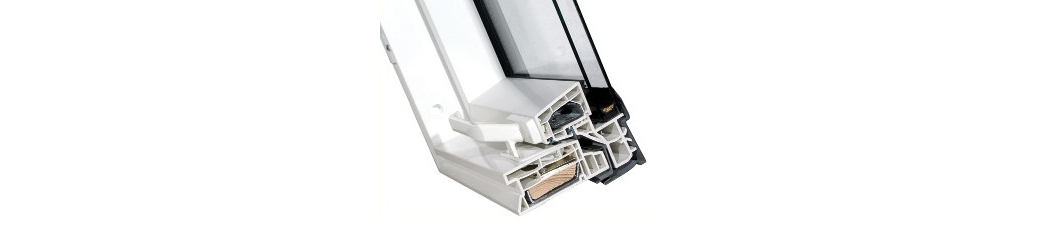 Konstrukcja okna dachowego PTP-V U4